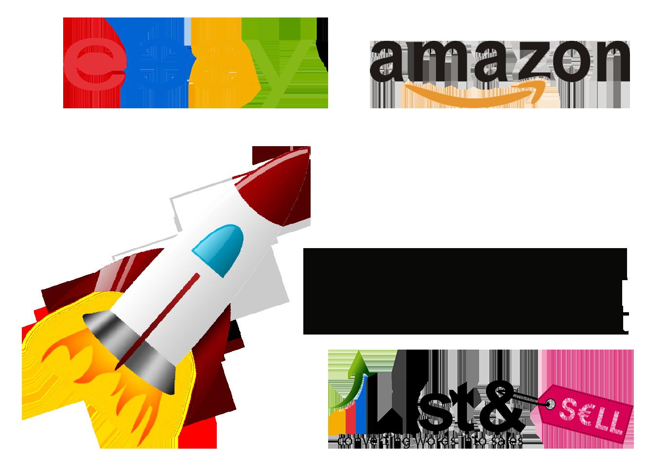 eBay / Amazon Einrichten & Start listandsellgmbh