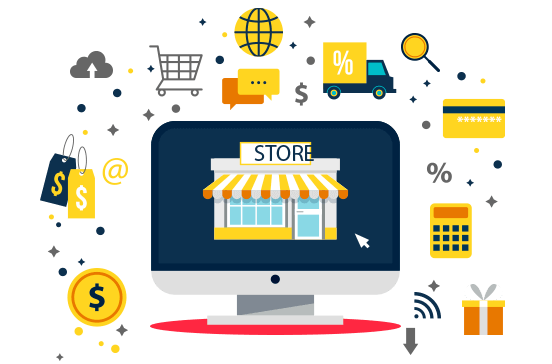 e-Commerce Onlineshop Agentur