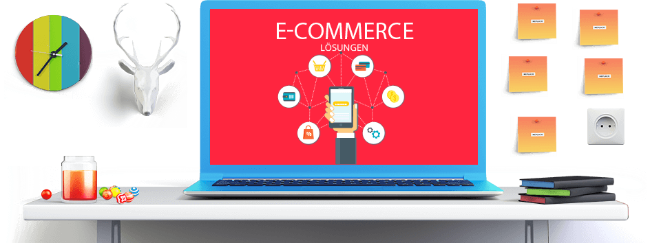 E-Commerce Webdesign & Online Marketing Agentur