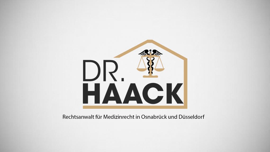 Dr. Haack – Rechtsanwalt für Medizinrecht