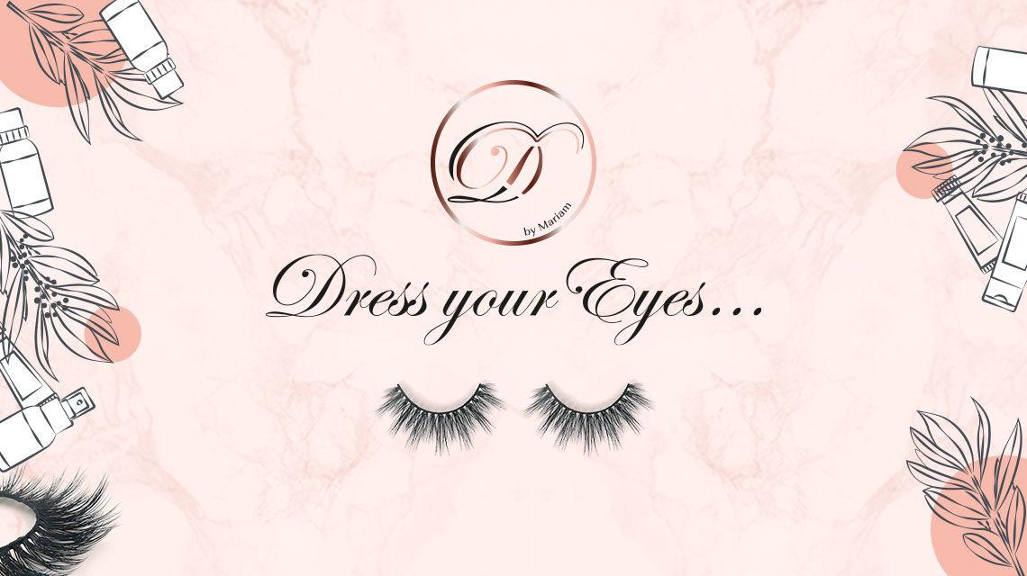 dressyoureyes online store webdesign relaunch
