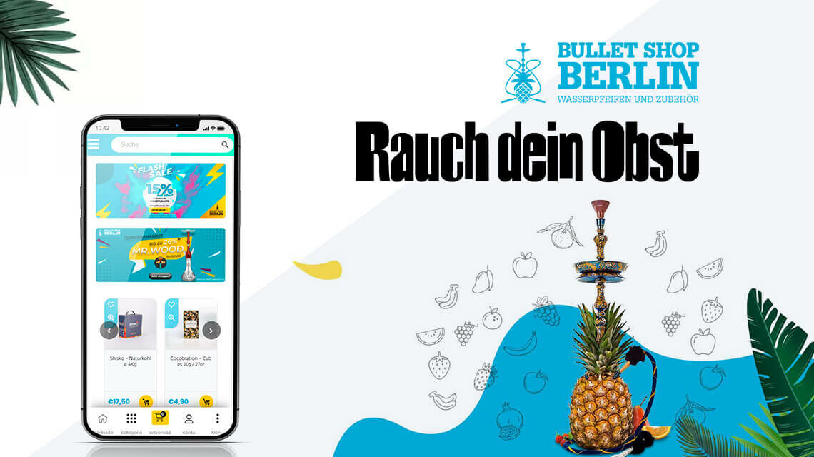 bulletshop berlin
