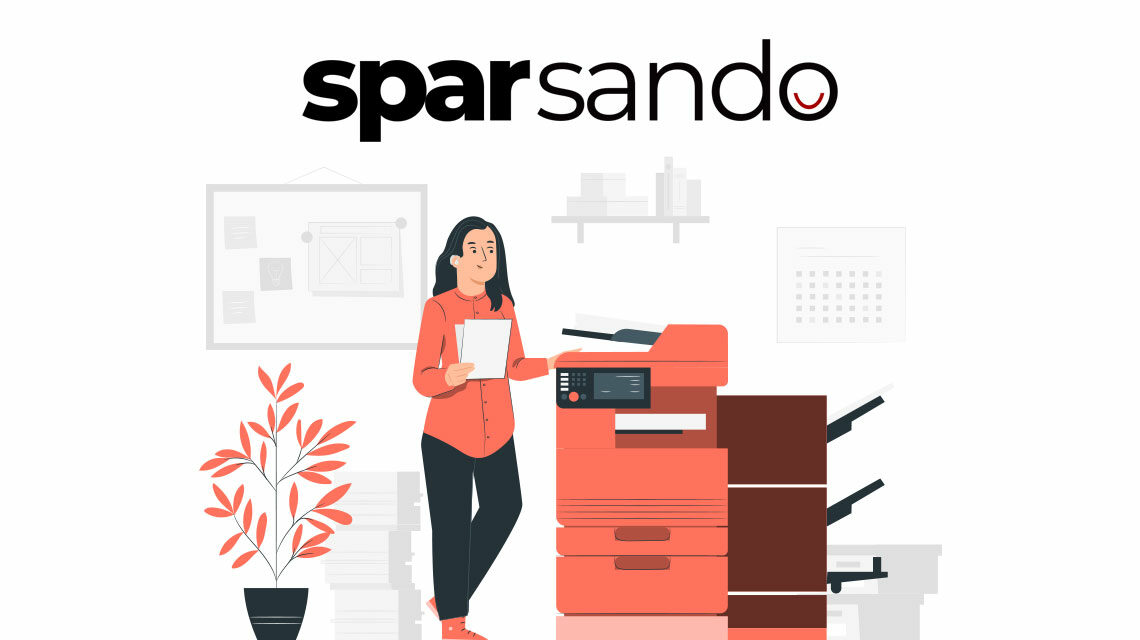 Sparsando.de Onlineshop Erstellung